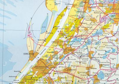 Tulpeiland-Kaart