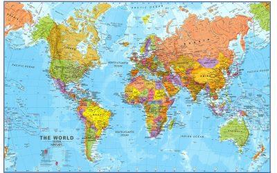 De functie van kleur in kaarten