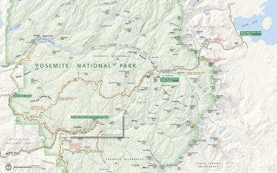 Waarom zijn de National Park maps in de VS zo goed?