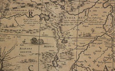 Blaeu's wereld in kaart | meester-cartograaf in de Gouden Eeuw