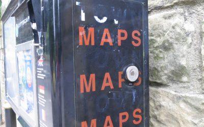 Schotland trip in Maps Maps Maps